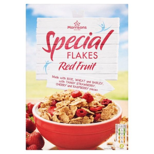 Red Fruit Special Flakes