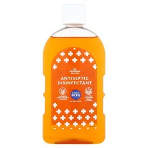 Morrisons Antiseptic Disinfectant-0