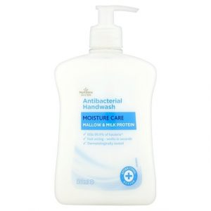 Morrisons Moisture Care Anti-Bacterial Hand Wash-0