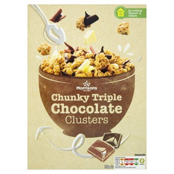 Morrisons Clusters Chunky