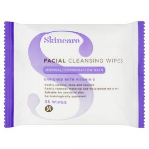Morrisons Normal Combination Skin Wipes