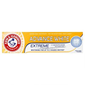 Arm and Hammer Advanced Whitening