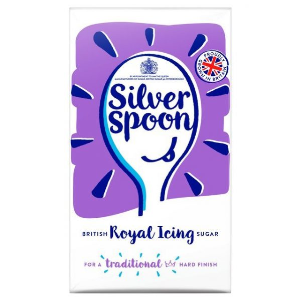 Silver Spoon Royal Icing-17502