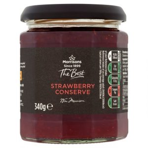 Morrisons The Best Strawberry Conserve-18124