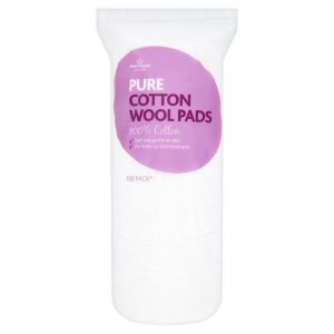 Morrisons Pure round Cotton Pads-19910