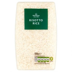 Morrisons Risotto Rice-0