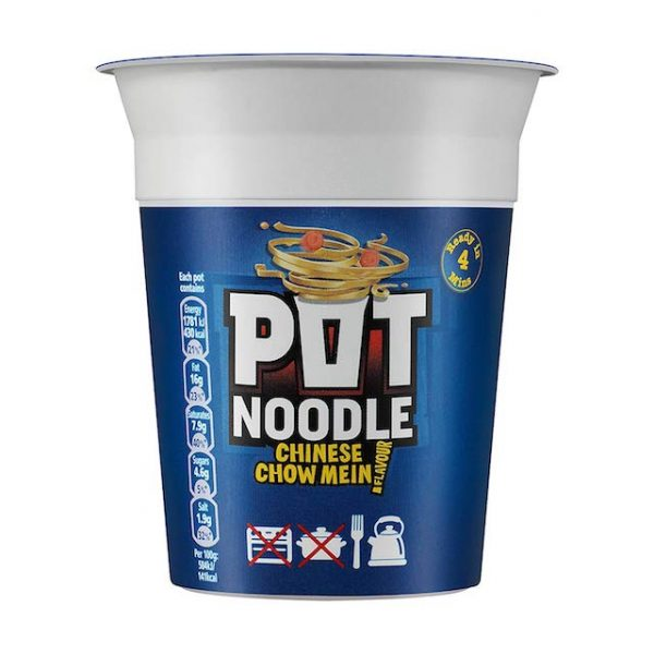 Pot Noodle Chinese ChowMein