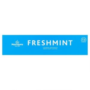 Morrisons Fresh Mint Toothpaste