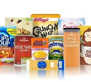 Packets & Cereals