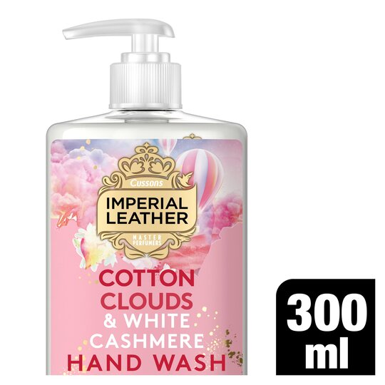Imperial Leather Cotton Clouds Hand Wash
